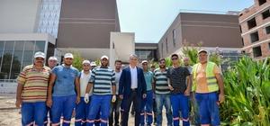 Hacı Bektaş Veli Kültür Merkezi açılışa hazır