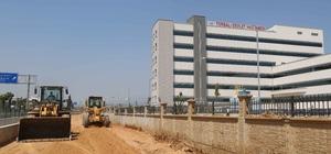 Torbalı Devlet Hastanesinde hasta kabulü 20 Ağustos'ta