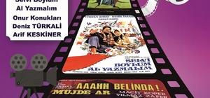 Foça'da sinema günleri başlıyor