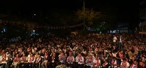 Başkan Çelik, Özvatan'da Festivale katıldı