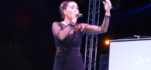 Hisarcık'ta Berna Başel konseri