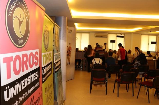 Toros Üniversitesi'nde kayıtlar başladı