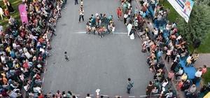 Kocasinan'ın çocuk oyunları, Turgut Reis Mahallesi'nde canlandı