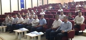 Mardin'de tarım ve hayvancılık masaya yatırıldı