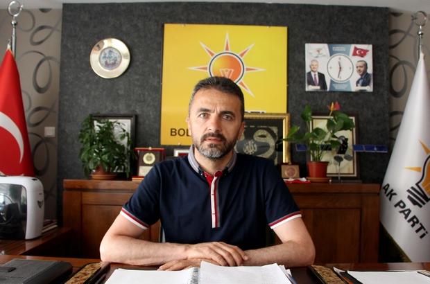 AK Parti İl Başkanı Nurettin Doğanay: