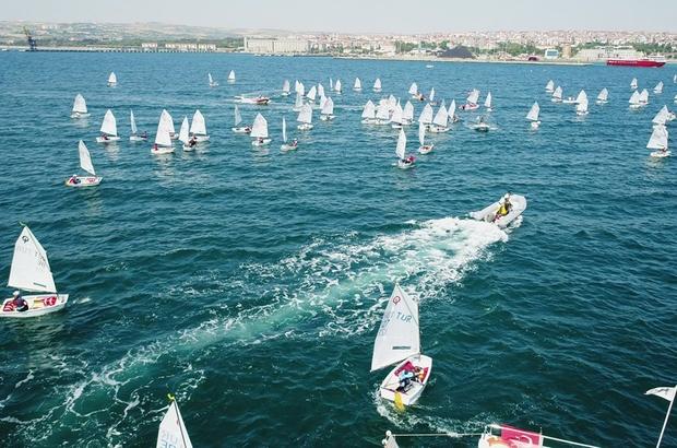 50. Balkan Yelken Şampiyonası hazırlıkları devam ediyor