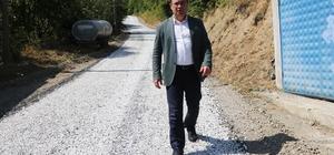 Atakum'da 1 yılda 1 milyon metrekare yol