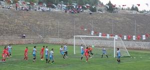 Köylerarası Futbol Turnuvasında final heyecanı