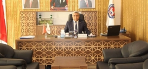Belediye Başkanı Çalışkan'dan AK Parti'nin kuruluş yıldönümü mesajı
