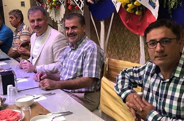 AK Partili Altıntop'un oğlu dünya evine girdi