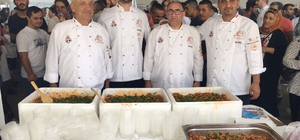 Adanalı aşçılar damak çatlattı