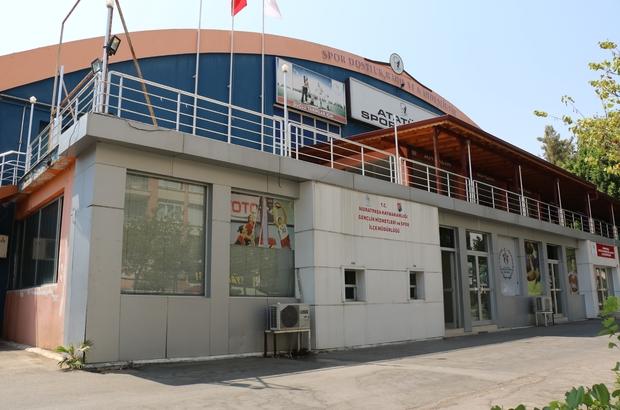 Kapalı Spor Salonu Kent Müzesi oluyor