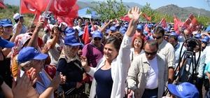 """Başkan Çerçioğlu; """"Turist Ömer gibi gelip gitmişler"""""""