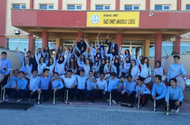 Gazi Emet Anadolu Lisesinin LYS başarısı yüzde 71