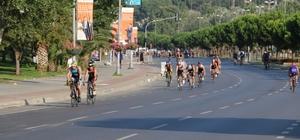Kartal 2017 Triatlonu nefes kesti