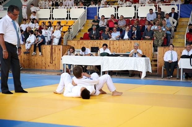 15. Geleneksel Karadeniz Judo Turnuvası başladı
