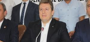 AK Parti Denizli teşkilatı 16'ıncı yılı kutladı