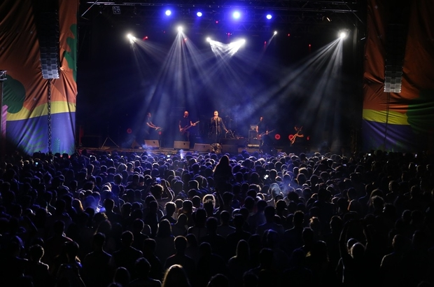 Nilüfer Müzik Festivali'ne rekor ilgi