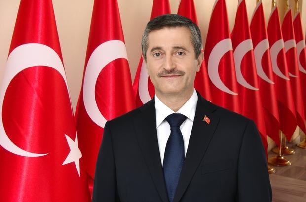 Mehmet Tahmazoğlu'ndan AK Parti'nin 16'ncı kuruluş yıl dönümünü kutlaması