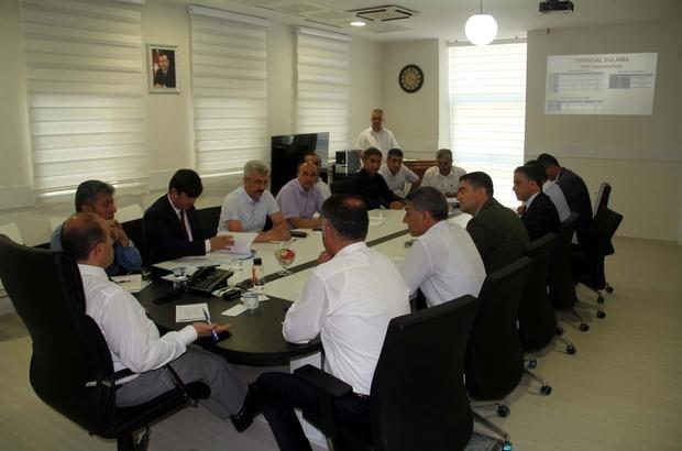 Bitlis'te KÖYDES toplantısı