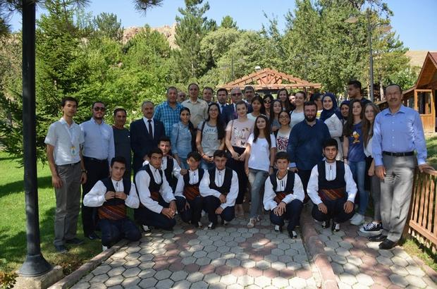Yabancı öğrenciler Sivas'a hayran kaldı