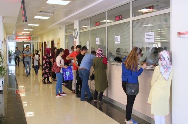 7 Aralık Üniversitesine öğrenci kayıtları başladı