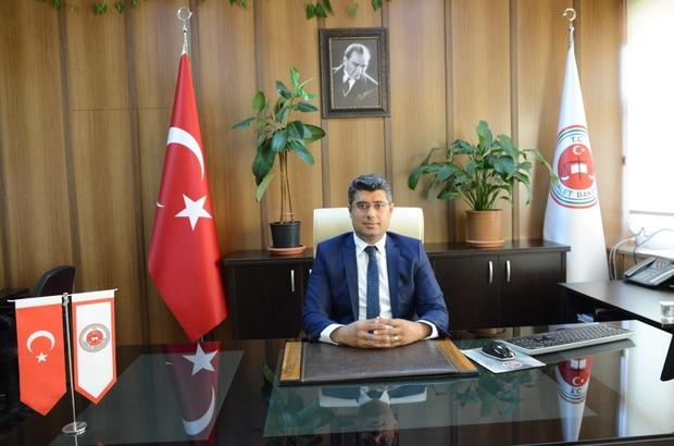 Siverek Cumhuriyet Başsavcısı Karataş göreve başladı