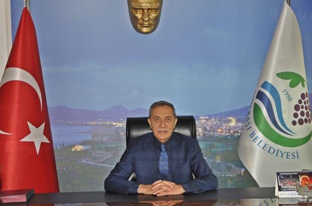 Başkan Özdemir AK Parti'nin 16. Kuruluş yıl dönümünü kutladı