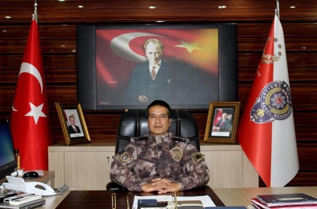 Müdür Alper Adıyaman'da güvenlik önlemlerinin artırıldığını söyledi