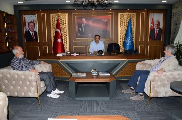 """Eski Bakan Gemalmaz: """"Erzurum giderek gelişen ve büyüyen bir şehir"""""""