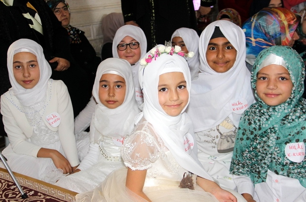 Nevşehir'de çocuk cami buluşması yapıldı