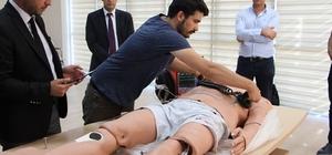 Elazığ'a Acil Sağlık Hizmetleri Simülasyon Eğitim Merkezi