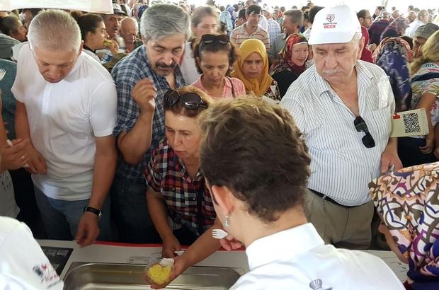Tekirdağ Aşçılar ve Pastacılar Derneği, Mengen Uluslararası 32. Aşçılık ve Turizm Festivali'ne katıldı