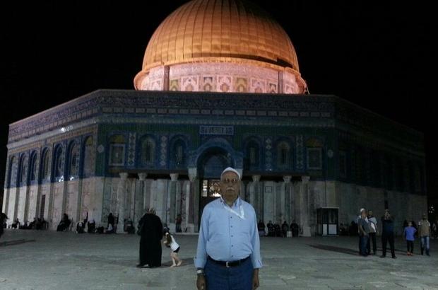Başkan Ürper MÜSİAD heyetiyle Kudüs'e gitti