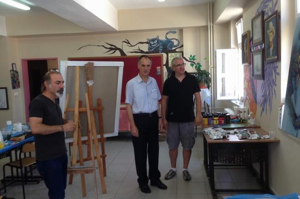 Akçaabat'ta Plastik Sanatlar Çalıştayı yapılacak