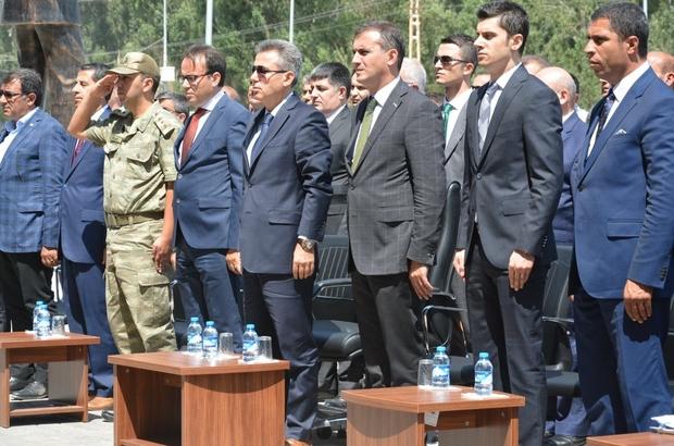 Patnos'ta Vergi Dairesi Müdürlüğü açıldı