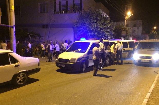 Düğünde çıkan kavgaya polis müdahale etti