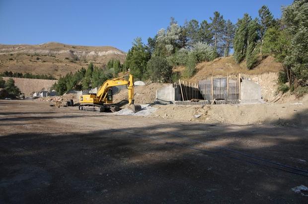 Sivas'ta 17 adet yeni 'Hobbit Evi' yapılıyor
