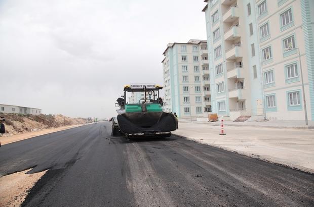 Şahinbey'de rekor düzeyde yol asfaltlandı