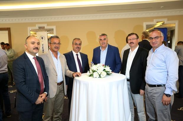 Başkan Toçoğlu, YERELSEN Olağanüstü Genel Kurulu'na katıldı