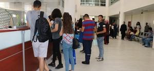 İnönü Üniversitesinde öğrenci kayıtları başladı