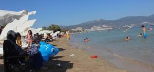 Aydın Büyükşehir Belediyesinden halk plajı açıklaması