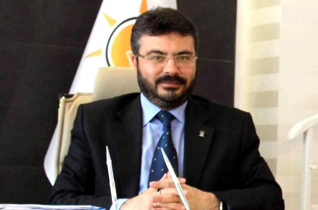 """AK Parti İl Başkanı Özmen; """"Aday değilim"""""""