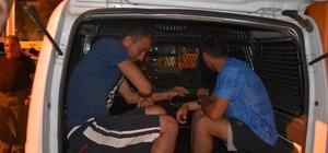 Bodrum'da hırsızlık yapan 3 kişi Marmaris'te yakalandı