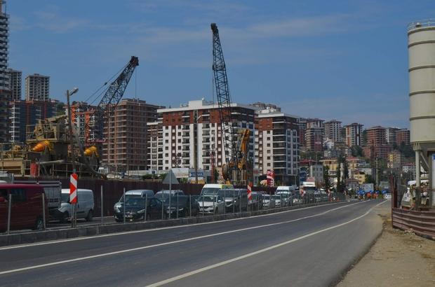 Kaşüstü'ndeki dal-çık projesinin yüzde 80'lik bölümü tamamlandı