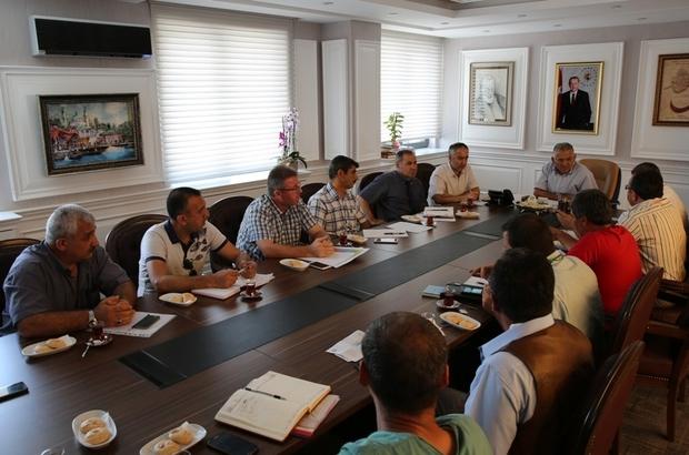 Melikgazi'de ekipler 10 günlük tatilde vardiya usulü ile çalışacak