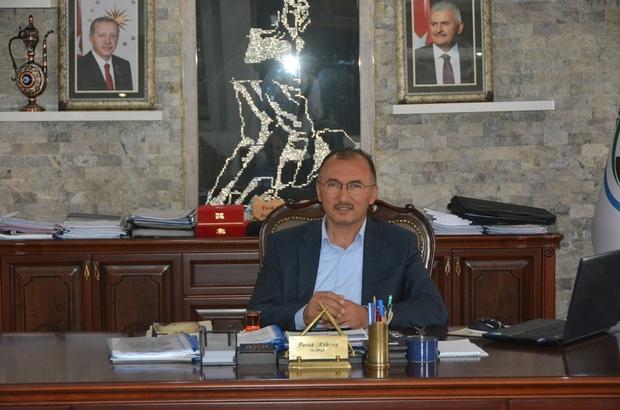 """Başkan Köksoy: """"AK Parti, milletin egemenliği üzerindeki tüm vesayetleri kaldırarak, milyonların gönlünde taht kurdu"""""""