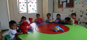 Büyükçekmece Belediyesi'nden Roman çocuklara kreş