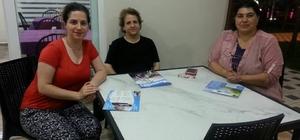 Menderes'te kadınlar kulübü açıldı