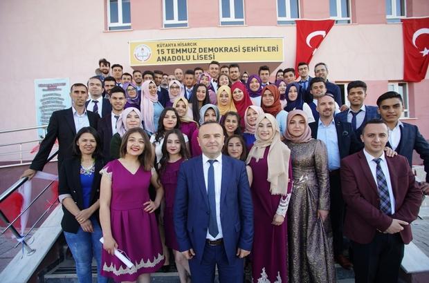 Hisarcık 15 Temmuz Demokrasi Şehitleri Anadolu Lisesinin LYS başarısı yüzde 75